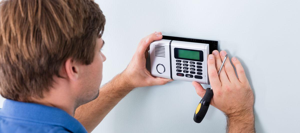 Intruder Alarm Installer