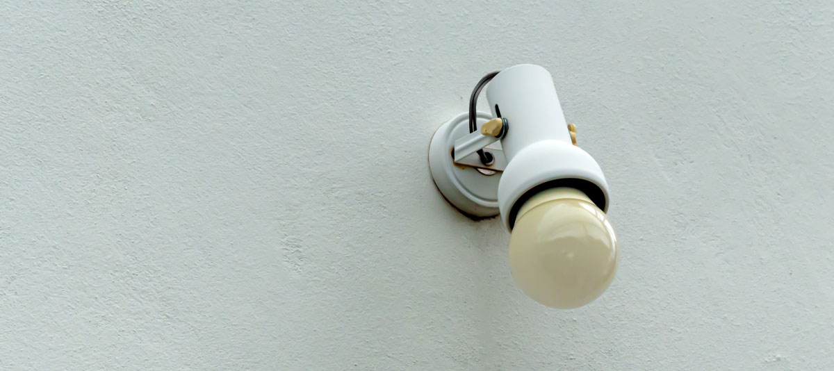 Outdoor Security Lighting Installation